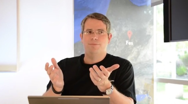 Matt Cutts - Stiching Content
